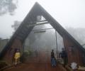 Machame Gate 1800 m d'altitude - Ascension du Kilimandjaro - Tanzanie